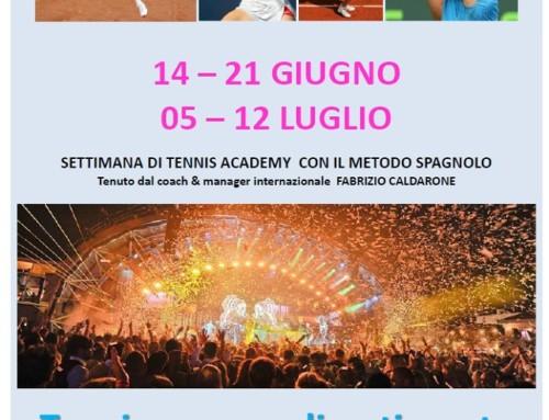Tennis Academy ad Ibiza
