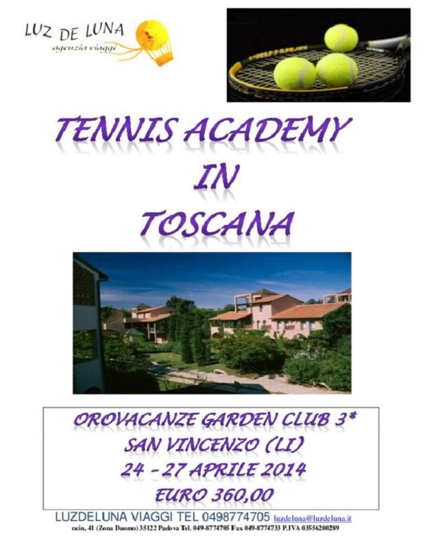 tennis academy toscana