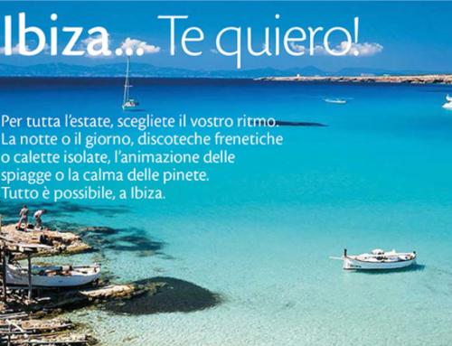 Ibiza te quiero!